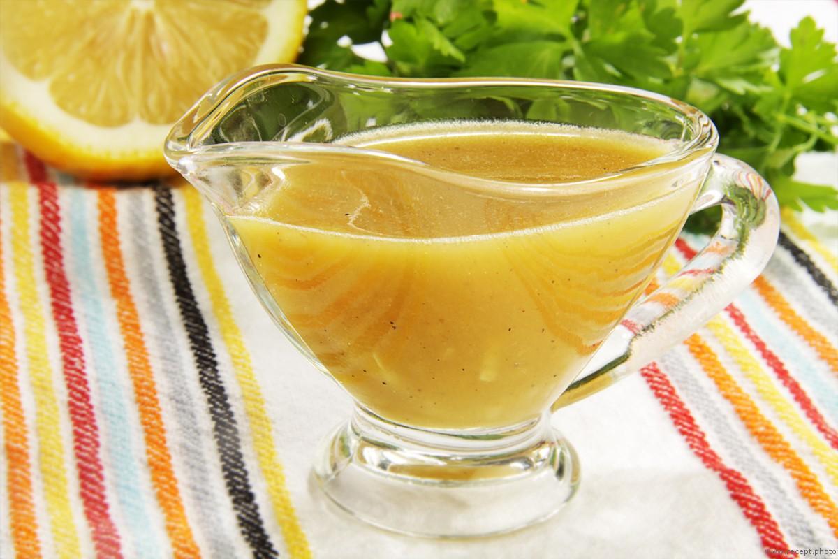 Заправка для салата лимон горчица оливковое масло