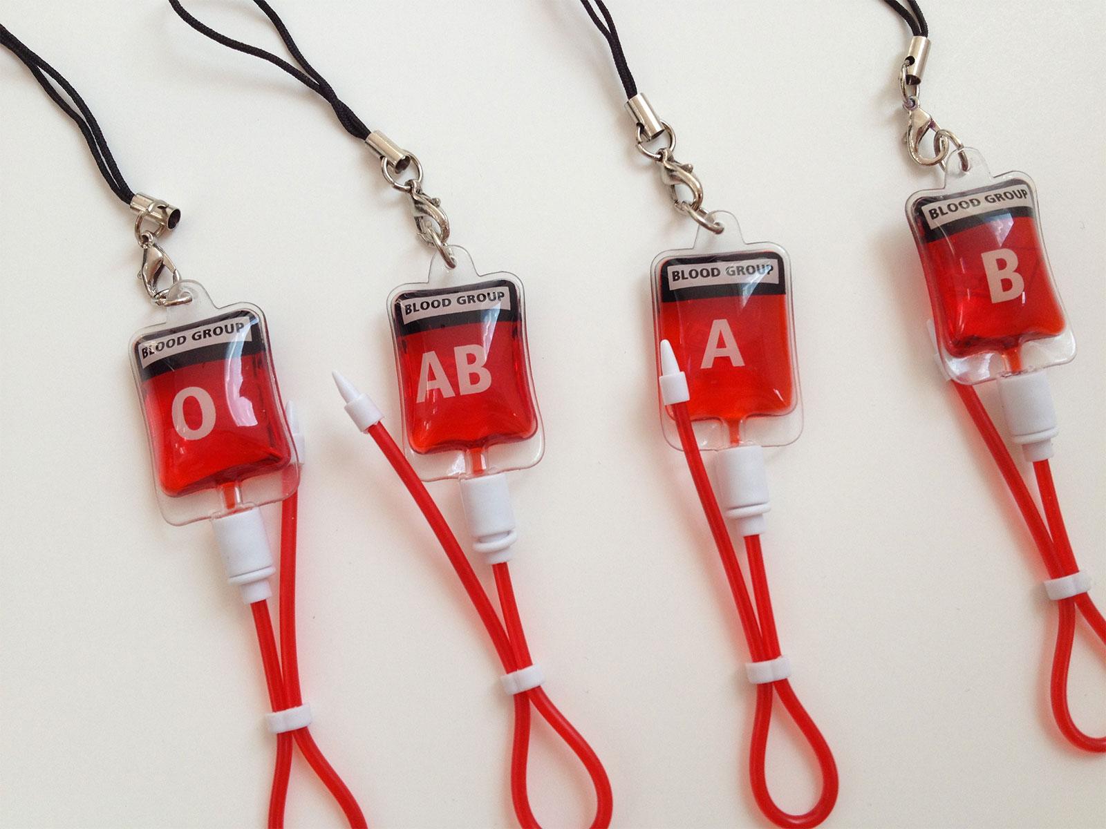 группа крови, питер дадамо