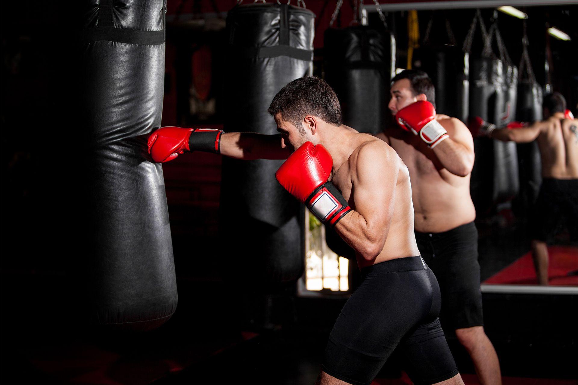 Уроки бокса для начинающих в домашних условиях