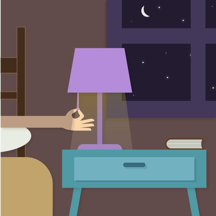 Как правильно спать - полезные позы, направление, время сна