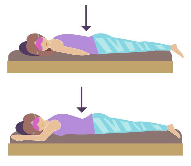 Как спать при простатите простатит член не встает