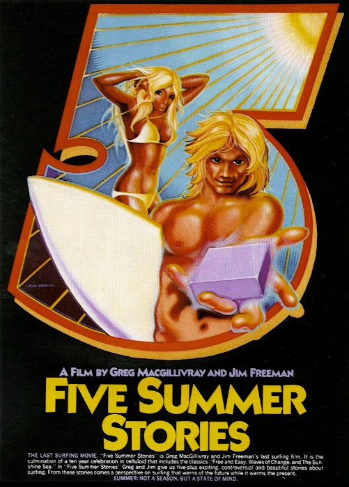 Griffin_Five-Summer-Stories_poster