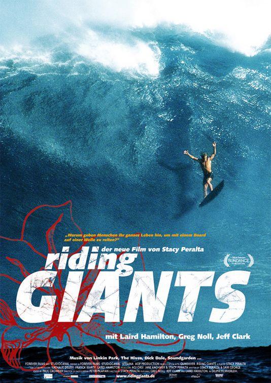Drucken riding giants