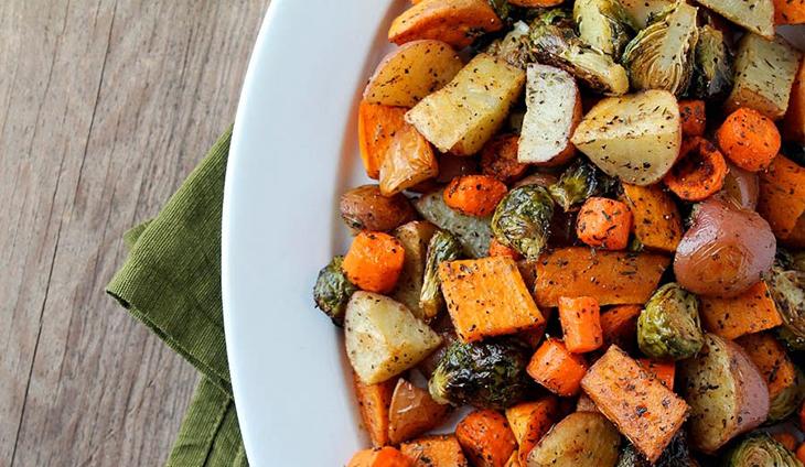 Нарезайте овощи крупными кусочками - omactiv.md