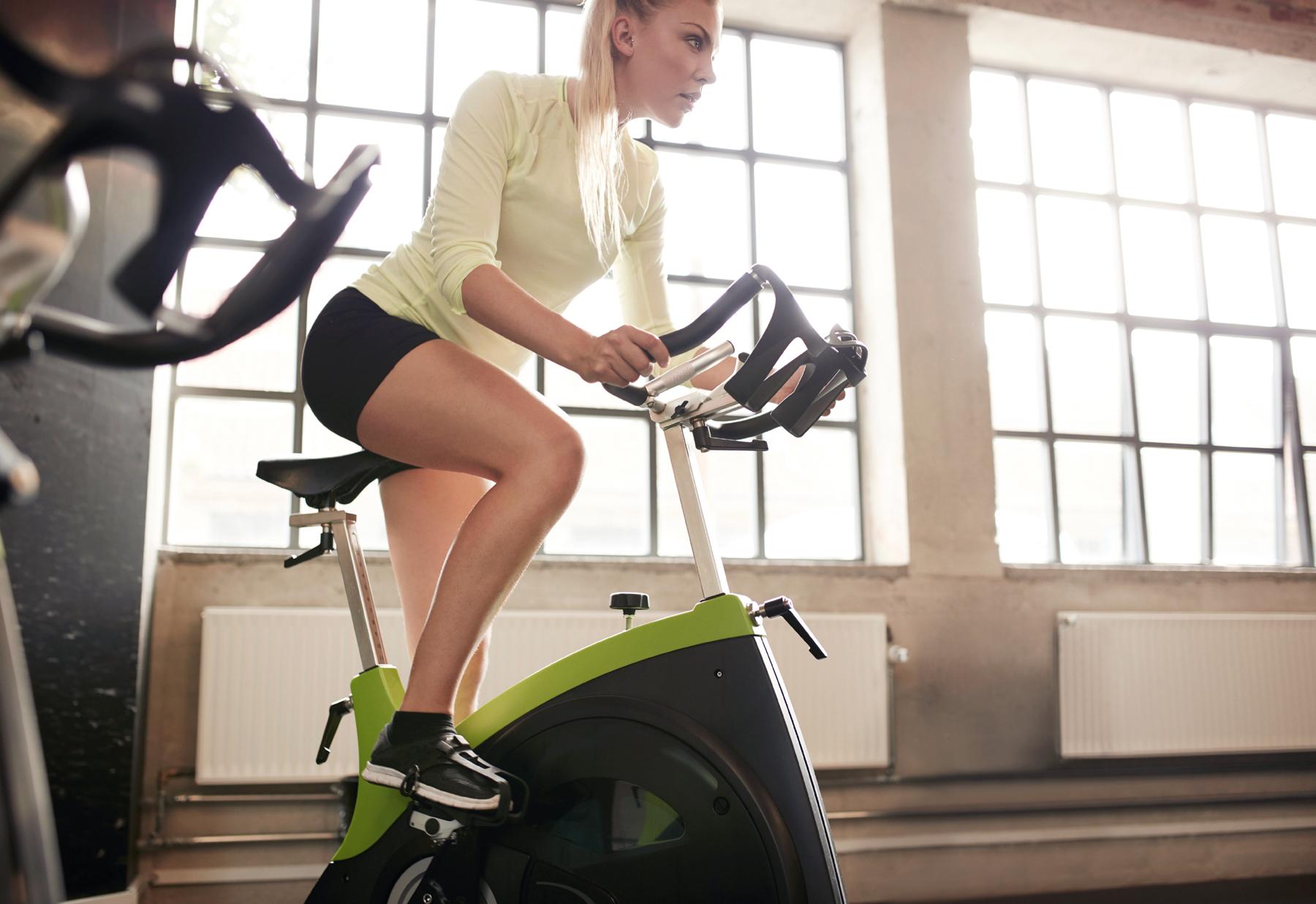 Похудеешь Ли Занятием На Велотренажере. Лучшая программа похудения на велотренажере