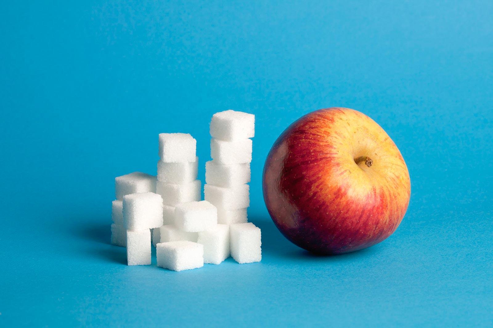 renunta la zaharul rafinat pierde in greutate