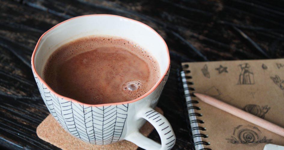 cacao fierbinte și pierderea în greutate